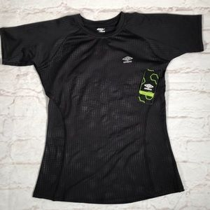 Umbro compression top.  New!  Size Small